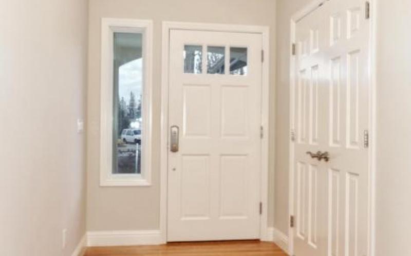Remodeled Hallway