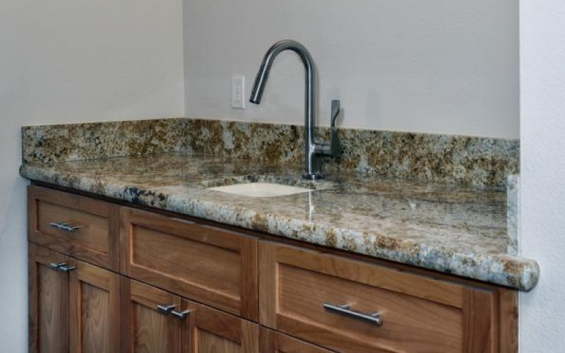 Remodeled Sink