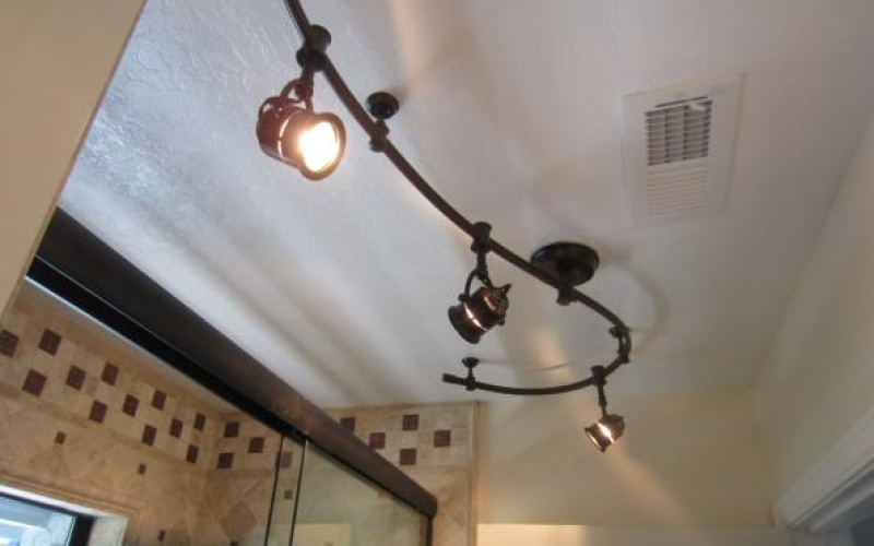 Remodeled Lighting Fixture
