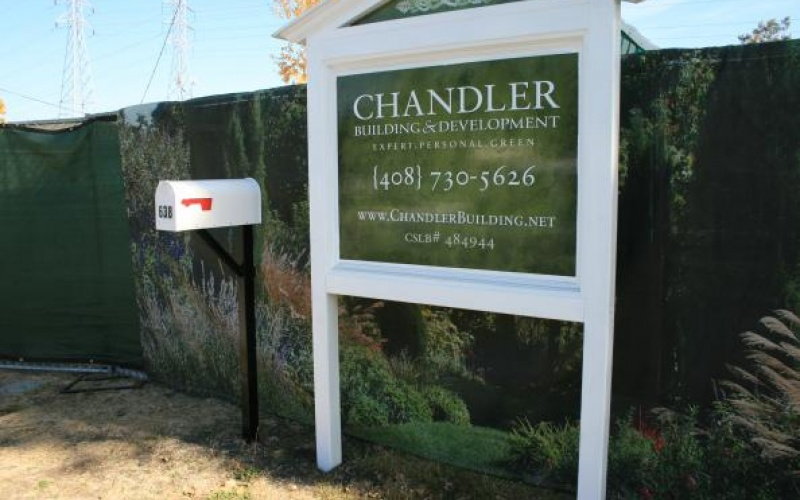 Welcome to the site of a brand new Chandler Building and Development home!